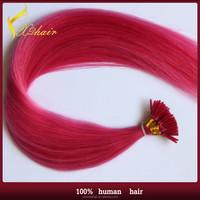 Sticker hair human hair extension I Tip single drawn new brazilian hair