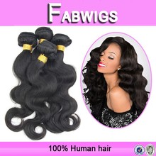 Aliexpress hotsale high quality unprocessed wholesale virgin malaysian body wave hair