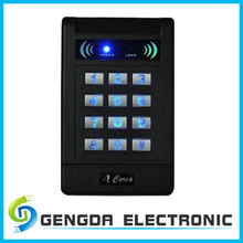Building gate access control door entry system,rfid card reader keypad machine