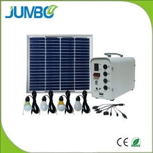 Customized classical solar ground pile mounting system