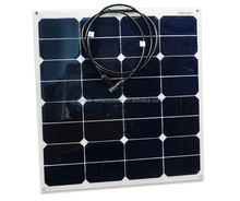 China factory high efficiency flexible thin film solar panel