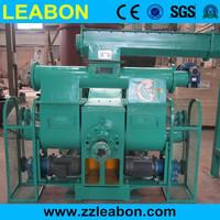 LEABON Agricultural waste hydraulic wood sawdust briquette press machine