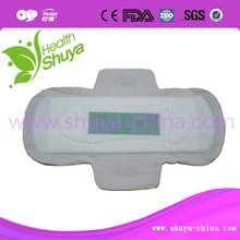OEM Active oxygen and Anion sanitary pad