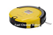 Mayor tiempo de trabajo Auto Rcharged limpia el polvo robot