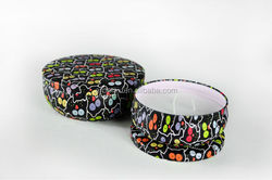 2OZ mini soy wax wholesale candle tin containers