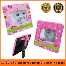 Babys' photo frame/2015 new style photofunia photo frame/love photo frame