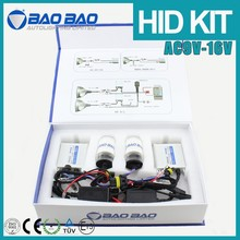 Super Slim HID xenon conversion kit 12v35w AC/DC factory directly 24month warranty 100%play&plughid single beam hid kit xenon