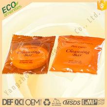 Hot Sale Eco Friendly sunlight soap is hotel soap
