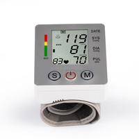 XF-003 Manufacturer directly selling wrist watch blood pressure monitor (nonvoice)
