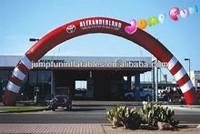 inflatable event arch/advertising archway