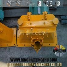 International standard product curve-blade blast wheel from Qingdao
