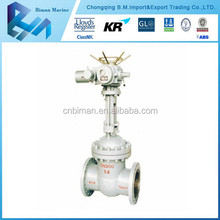 Gost Approved Rising Stem Wedge Gate Valve (Cast steel or stainless steel)