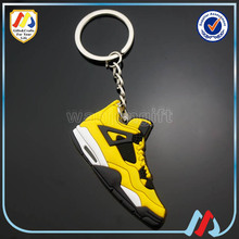 2014 Newest Soft PVC Jordan Key chains Gift