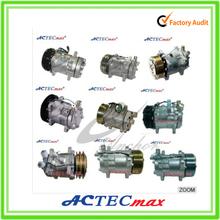 Compresor de aire acondicionado para automotriz