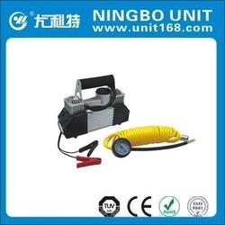 Portable car air compressor DC 12V