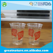 Wholesale Custom Plastic Cups Manufacturer