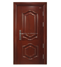 latest design luxury modern exterior entrance entry main front anti-theft burglarproof stainless steel security door
