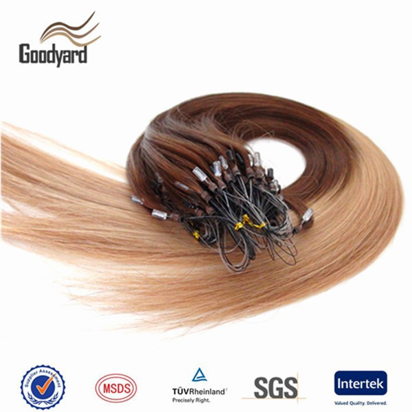 Loop And Lock Hair Extensions Wholesale Human Hair Extensions