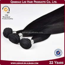 New 2014 Wholesale Black Unprocessed Full cuticle wholesale weave in new york