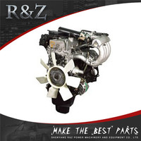 High quality low emission motorcycle engine 500cc