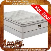Professional manufacturer marriott hilton hotel quality 4-star hotel mattress