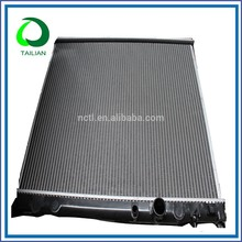 Chinese Fashion Car Radiator , New Auto Radiator, 1729 AT Flat Panel Radiators