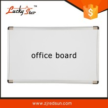 2015 Zhe Jiang Red Sun lucky star manufacture top sale cartoon paper writing transparent board with smart whiteboar