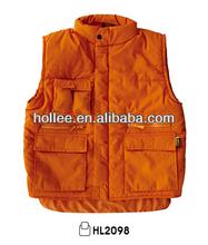 cheap bodywarmer vest / cheap vest /winter vest