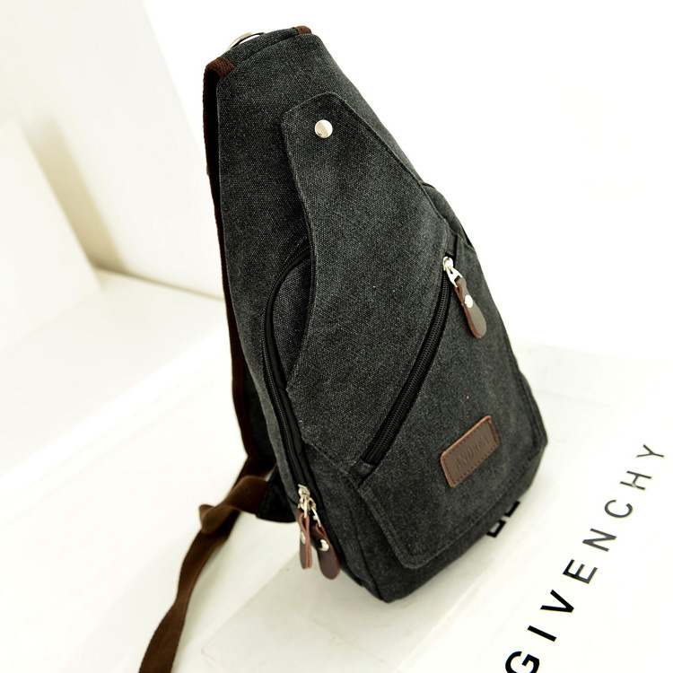 Wholesale New 2015 Vintage Men Canvas Messenger Bag Shoulder Bags ...