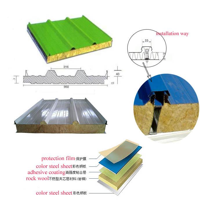 pas cher mat riaux de construction ignifuge laine de roche. Black Bedroom Furniture Sets. Home Design Ideas