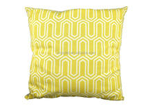 Bright color sofa bed throw pillow - easy to clean