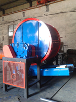 Chinese factory price used tire rubber shredder automatic, rubber shredder machine, waste tyre crusher