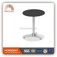 ET-51B glass steel design coffee table