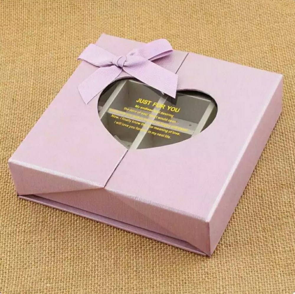 2016 Majorin New Desigin Romantic Chocolate Packaging Box For Gift ...