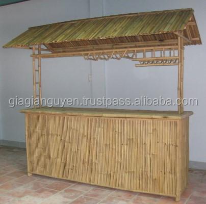 Vietnam bamboo tiki bar bamboo tiki huts bamboo gazebo - Muebles de bambu ...