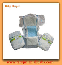 Fluff pulp Material and Babies Age Group Diaper Active Baby