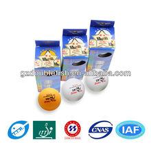 brand 3 star Table Tennis Balls discount / allowance