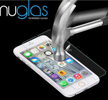 Wholesale 0.3mm Clear Anti-shatter Oleophobic 2.5D Mobile Phone 9H Premium Tempered Glass Screen Protector For Iphone 6 Plus