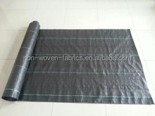 Famous in USA PP weed barrier /black plastic ground cover/landscapde fabric