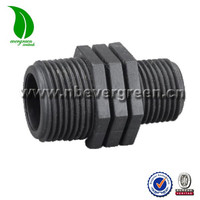 small fittings plastic male reducer coupling for irrigation system