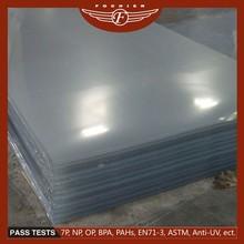 Shanghai Fochier plastic products 4x8 sheet plastic