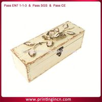 hot selling wooden wine carrier box