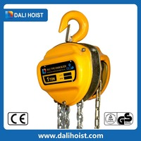durable manual chain block parts of chain block