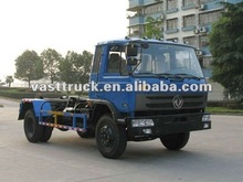 Detachable compartment Garbage Truck