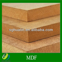high quality 20mm thick mdf board for furniture