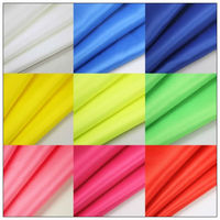 silver coating 190T polester taffeta 100% polyester name of textile industries,eco-friendly fabric at factory price