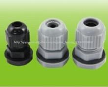 高水準のプラスチック防水ケーブルとコネクタケーブルグランド/ナイロンケーブル腺/ナイロンコネクタとケーブル腺