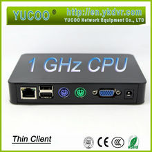 Cheapest 1GB CPU Single Core Low End Market High Performance thin client with WIFI Antenna