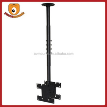 P40 Jor Small Size Supermartket Use Ceilling Mount Peacemounts retractable ceiling mounts for small tv