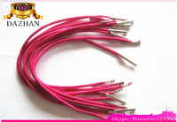 Braided Elastic Cord / Round Elastic Cord For Face Masks
